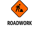 Roadwork Icon