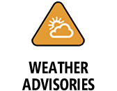 Weather Advisories Icon